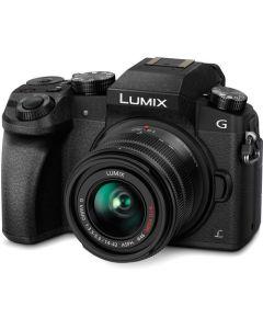 Panasonic Lumix DMC-G7 + 14-42mm /3.5-5.6 II
