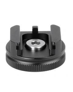 Leofoto FA-05 Cold shoe conversie adapter