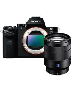 Sony A7 II Body Zwart (ILCE-7M2) + FE 24-70mm /4.0 ZA OSS (SEL2470Z)