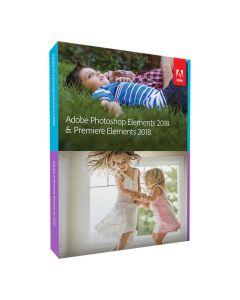 Adobe Photoshop & Premiere Elements 2019 Duits WIN/MAC