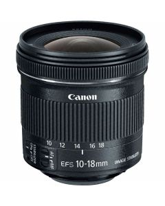 Canon EF-S 10-18mm /4.5-5.6 IS STM
