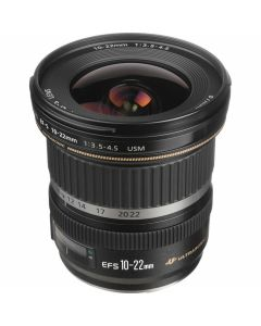 Canon EF-S 10-22mm /3.5-4.5 USM