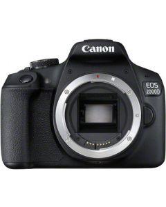 Canon EOS 2000D Body Zwart