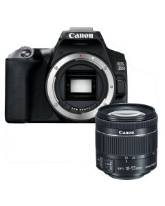 Canon EOS 250D + EF-S 18-55mm /4-5.6 IS STM