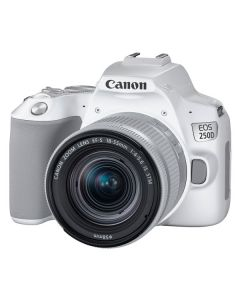 Canon EOS 250D + EF-S 18-55mm /4-5.6 IS STM Wit