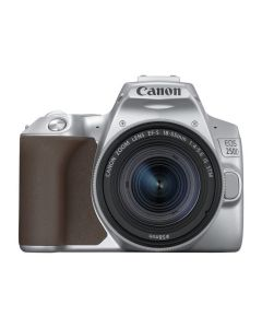 Canon EOS 250D + EF-S 18-55mm /4-5.6 IS STM Zilver