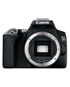 Canon EOS 250D Spiegelreflex Body Zwart