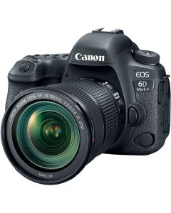 Canon EOS 6D Mark II + EF 24-105mm /3.5-5.6 IS STM