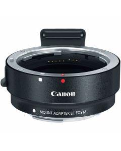 Canon Mount Adapter EF – EOS M / EF / EF-S objectieven naar EF-M vatting