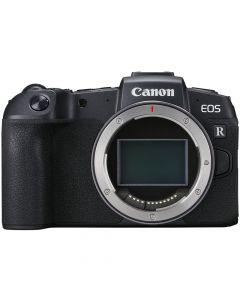Canon EOS RP Body + EF-RF-adapter
