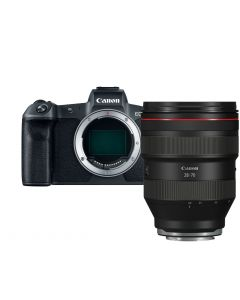 Canon EOS R Body systeemcamera + RF 28-70mm /2 L USM