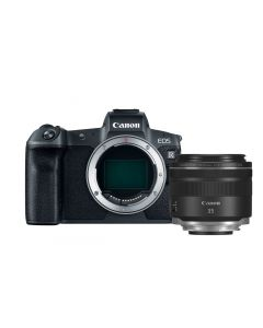 Canon EOS R Body systeemcamera + RF 35mm /1.8 IS STM Macro