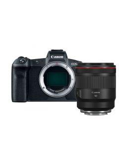 Canon EOS R Body systeemcamera + RF 50mm /1.2 L USM