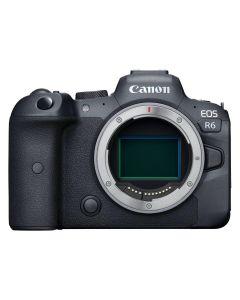 Canon EOS R6 Body + € 175,00 cashback of € 350,00 Canon tegoed