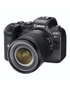 Canon EOS R6 + RF 24-105mm /4.0-7.1 IS STM + € 175,00 cashback of € 350,00 Canon tegoed
