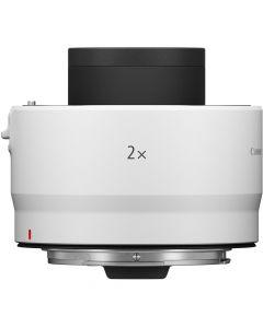 Canon Extender RF 2x - teleconverter met Canon EOS R vatting