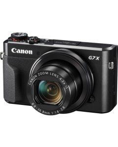 Canon PowerShot G7X Mark II Zwart