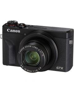 Canon Powershot G7X Mark III Zwart compactcamera