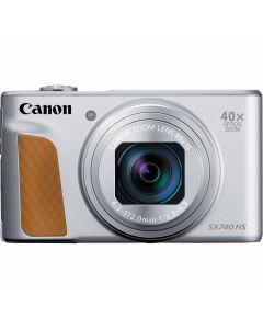 Canon Powershot SX 740HS Zilver Compactcamera