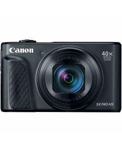 Canon Powershot SX 740HS Zwart Compactcamera