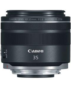 Canon RF 35mm /1.8 IS STM Macro objectief