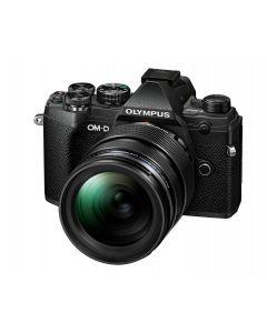 Olympus OM-D E-M5 III Zwart + 12-40mm /2.8 PRO