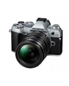 Olympus OM-D E-M5 III Zilver + 12-40mm /2.8 PRO