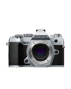 Olympus OM-D E-M5 III Zilver systeemcamera body