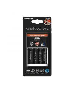 Panasonic Eneloop Pro AA  2500mAh (4x) + Quick Charger