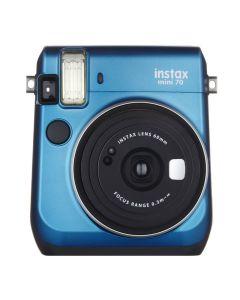 FUJIFILM Instax Mini 70 Island Blue Instant Camera