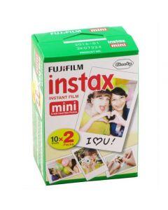 FUJIFILM Instax Mini 2x Dubbel Pack (4x 10 foto's)