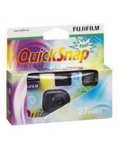 Fujifilm quicksnap flash eenmalige camera, 27 opnames