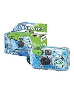 Fujifilm quicksnap waterproof eenmalige camera, 27 opnames