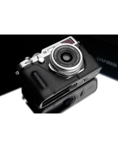 Gariz Halfcase voor Fuji X-100F Zwart (HG-X100FBL)
