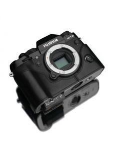 Gariz Halfcase voor Fuji X-T2 Zwart (XS-CHXT2BK)