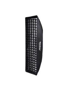 Godox Strip Softbox 30x120cm Bowens Mount + Grid