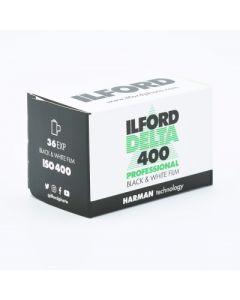 Ilford Delta 400 Professional, 135/36