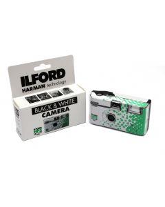 Ilford eenmalige camera zwart-wit, 27 opnames