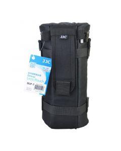 JJC DLP Deluxe 7 Lens Pouch Zwart