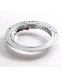 Kipon Pentax K naar Canon EOS Lensadapter (P/K-EOS)