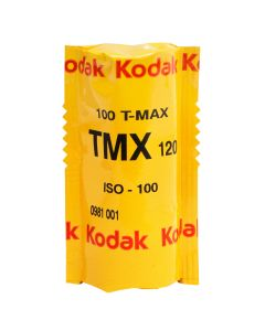 Kodak Professional ISO 100 Tmax zwart-witfilm, 120 spoel