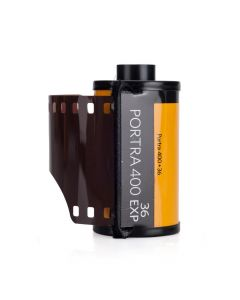 Kodak Professional Portra 400 ISO kleurenfilm, 36 opnames