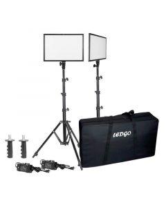Ledgo LG-E268c II Dubbel LED Light Kit