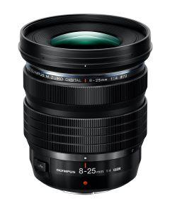 Olympus 8-25mm F4.0 ED PRO