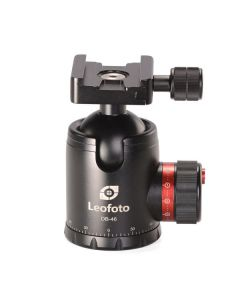 Leofoto DB-46 Balhoofd (+ QR60 Snelkoppeling)