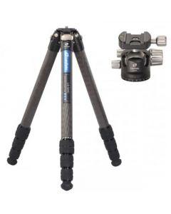 Leofoto Ranger LS-324C + Balhoofd LH-40 Carbon Statief Kit