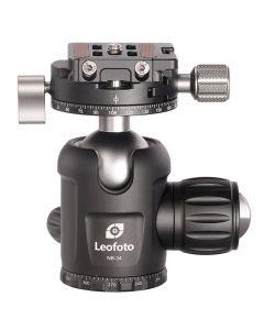 Leofoto NB-34 Balhoofd (+ NP-50 Snelkoppeling)