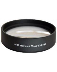 Marumi Macrofilter Achro 330 + 3 Filter DHG 55mm