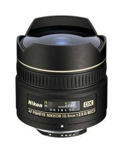 Nikon AF 10.5mm /2.8G ED DX Fisheye