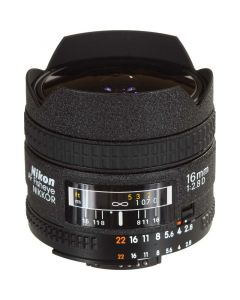 Nikon AF-D 16mm /2.8 Fisheye